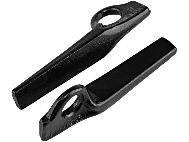Black Diamond Lost Arrow No. 4 Wedge grijs